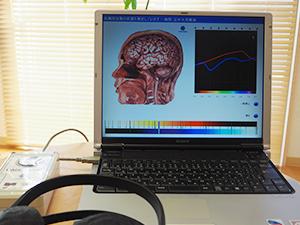 細胞レベルによる波動検査